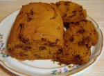 Pumpkin Chocolate Chip Quick Bread
