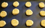A Healthier Peanut Butter Cookie