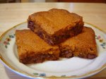 Chocolate Chip Pumpkin Spice Brownies