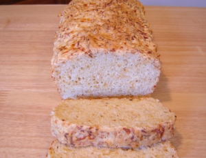 Chipotle Four-Cheese Bread