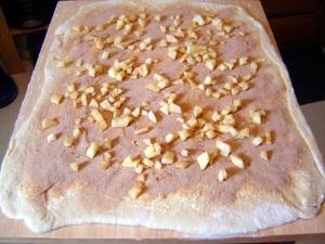 Apple Cinnamon Roll Filling