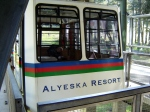 Alyeska tram