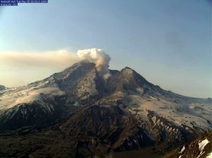 Alaska's Mt. Redoubt Volcano