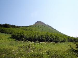 Nice looking mountain