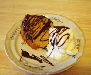 Peanut Butter-Cup Cake