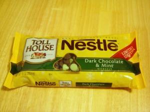 Nestle's Dark Chocolate & Mint Morsels