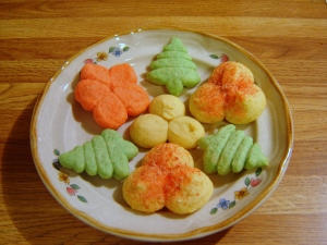 German Spritz Cookies