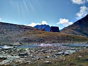 Crow Pass Cabin