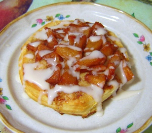 Easy Apple Danish Pastries