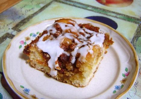 Cinnamon Bun Breakfast Bread