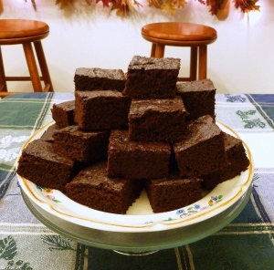 Double Dutch Brownies