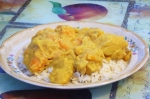 Crock-Pot Curry Chicken