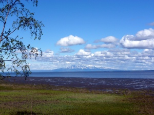 Mount Susitna (a.k.a Sleeping Lady)