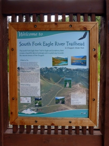 South Fork Eagle River Trailhead